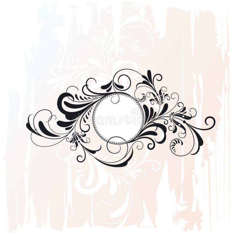 элемент флористический бесплатная иллюстрация