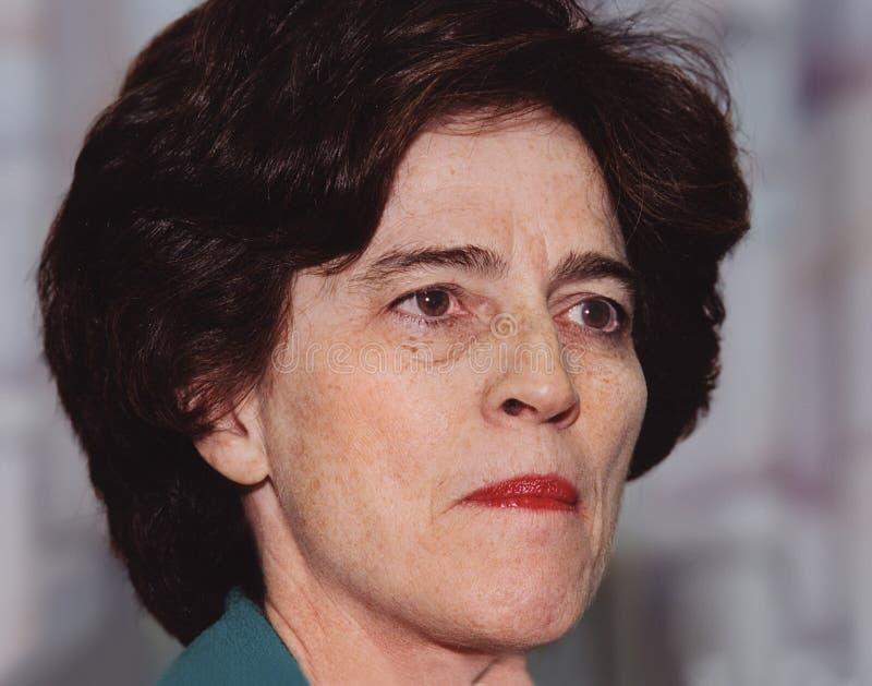 Элизабет Holtzman стоковое фото