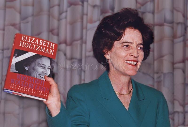 Элизабет Holtzman стоковые фото