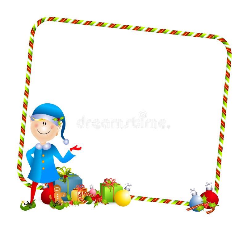 Download эльф рождества 2 предпосылок Иллюстрация штока - иллюстрации насчитывающей boris, шаржи: 6855551