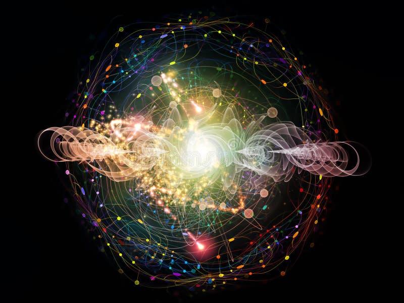 Download Энергия атома иллюстрация штока. иллюстрации насчитывающей влияние - 40589328