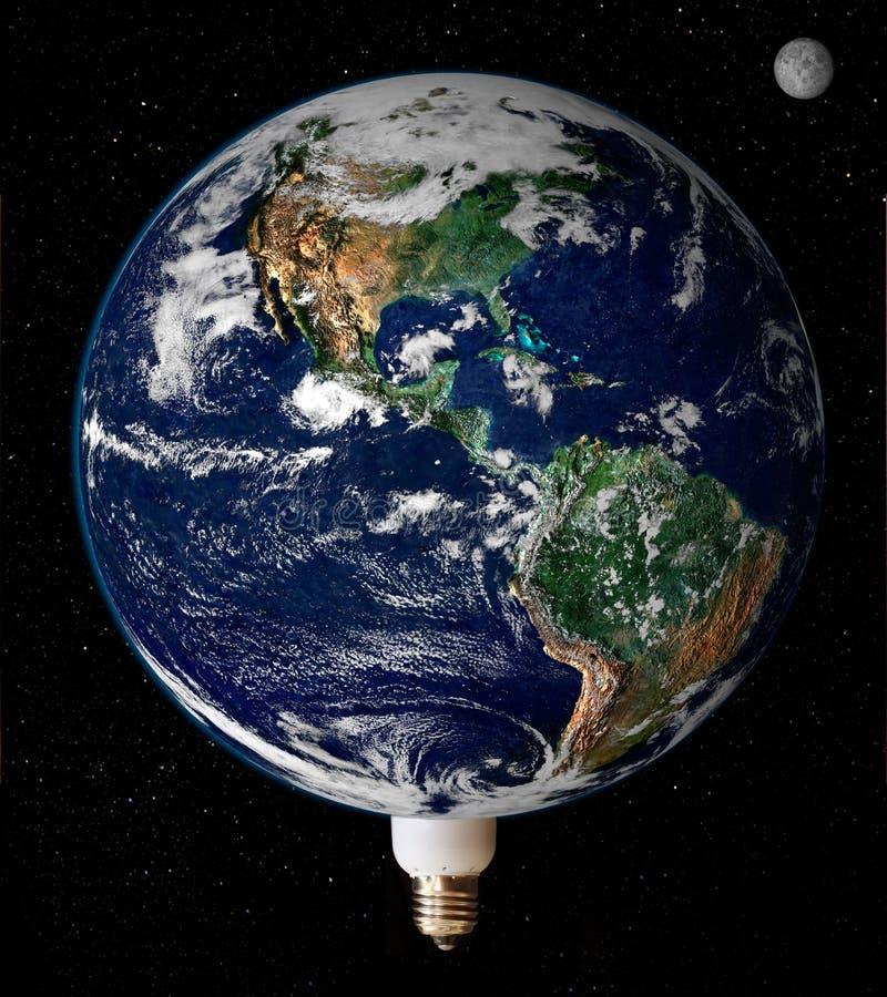 энергия гловальная стоковое изображение