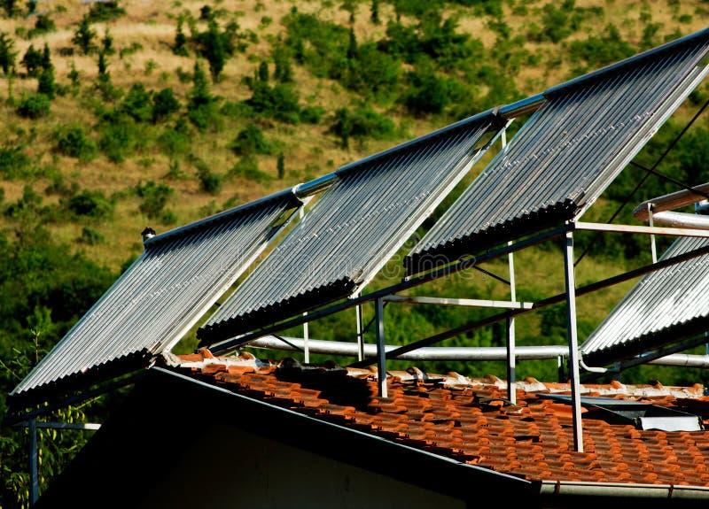 энергия освобождает солнечное стоковые фото