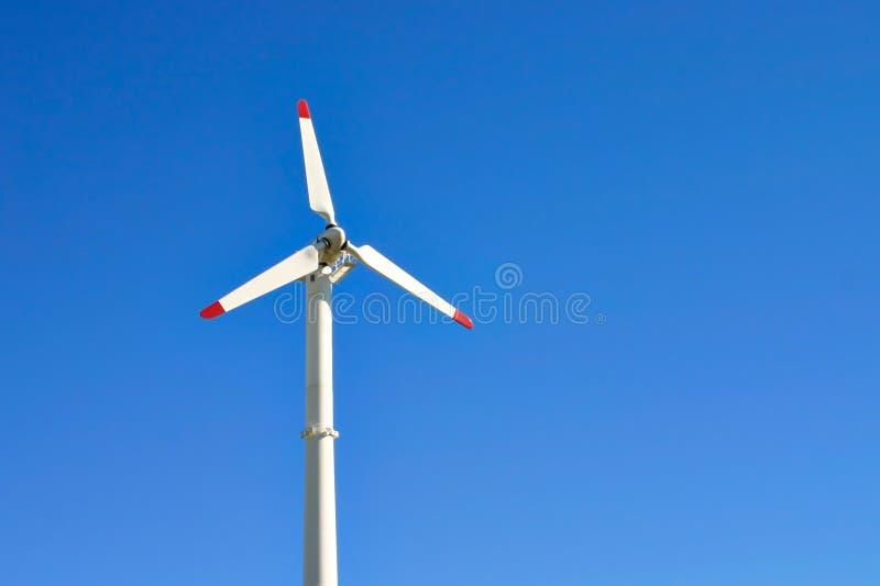энергия производящ ветрянку стоковые фото