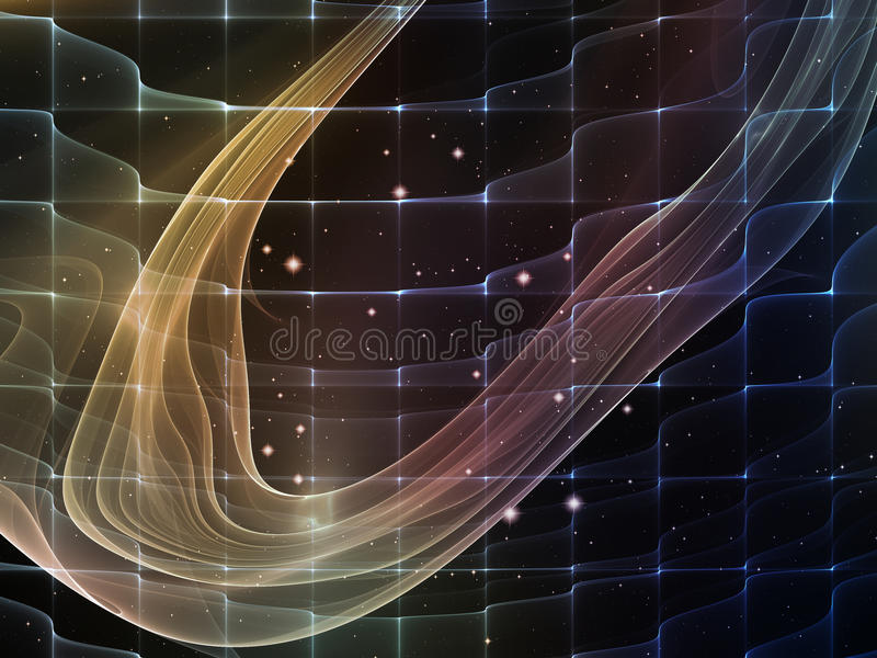 Download Энергия пустоты иллюстрация штока. иллюстрации насчитывающей атрибуты - 40589294