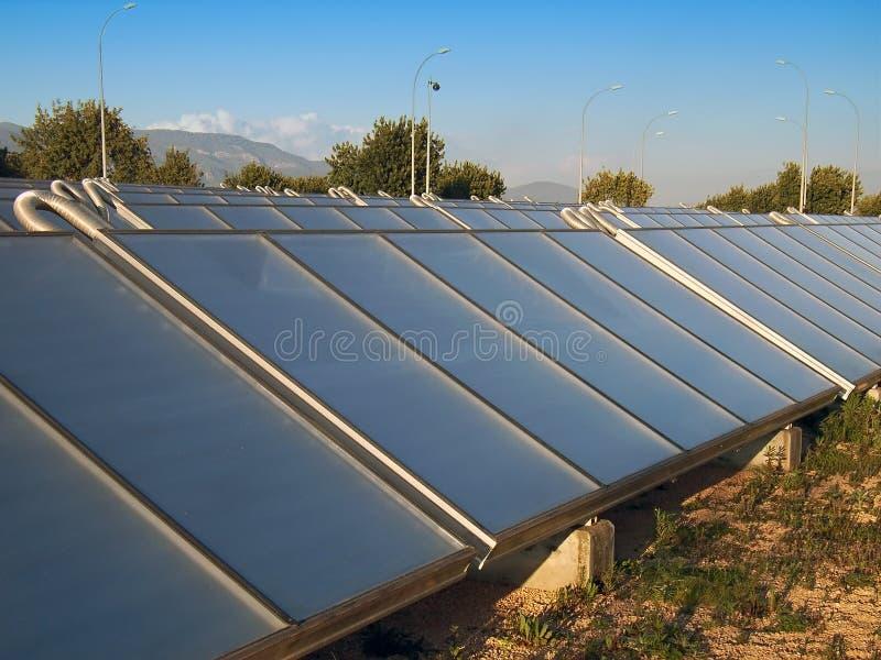 энергия солнечная стоковые фотографии rf