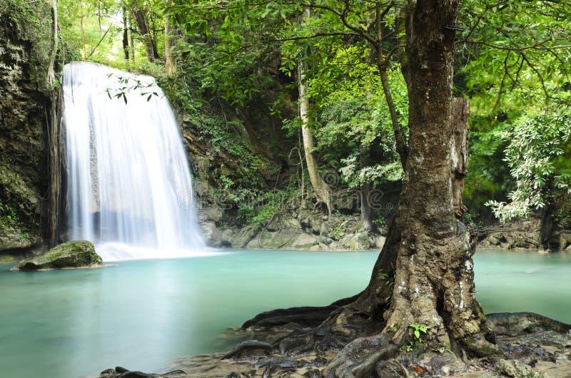 Эра фургон водопад стоковые изображения