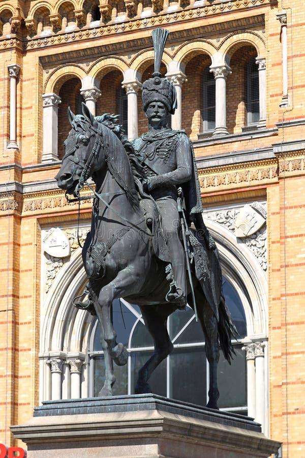Эрнест Augustus i Ганновер стоковое изображение