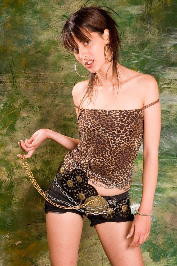 Эротичная модели