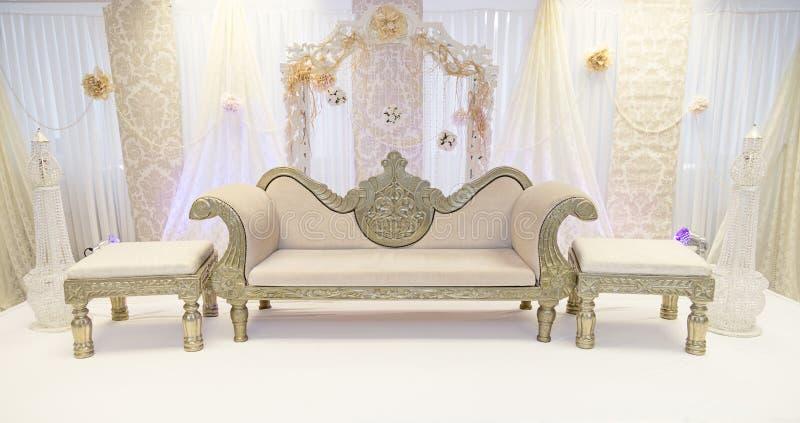 Этап свадьбы стоковые изображения