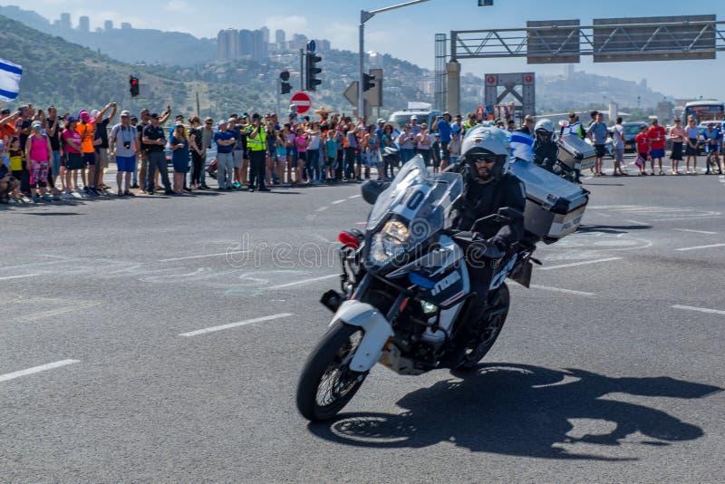 Этап 2 Giro 2018 d Италии стоковые фото