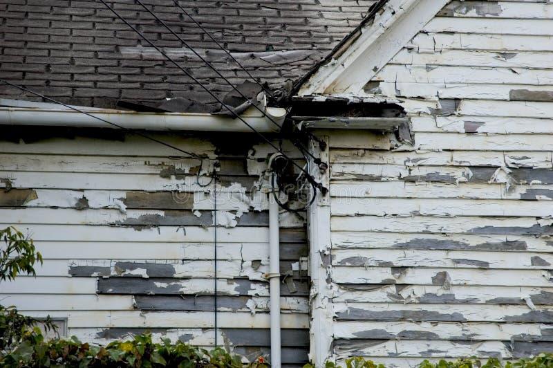 Эта старая дом стоковые фотографии rf