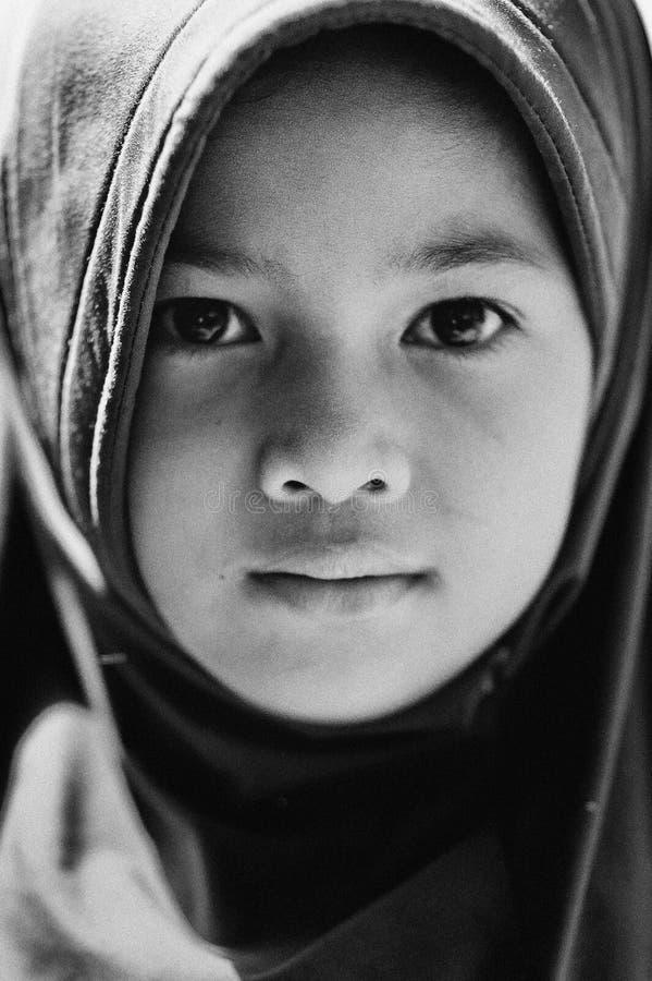 Этническое меньшинство стоковая фотография rf