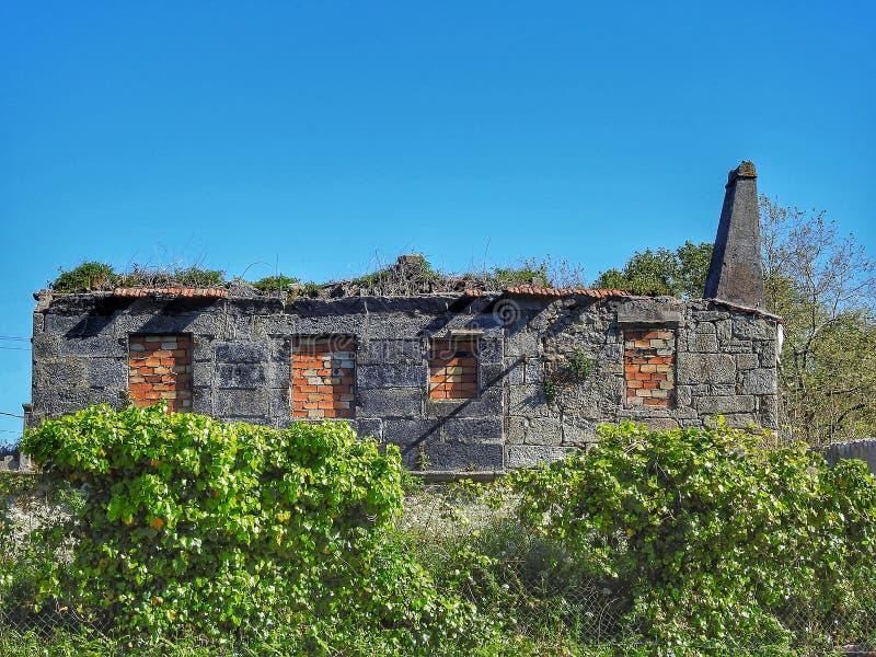 Этот старый дом стоковое изображение rf