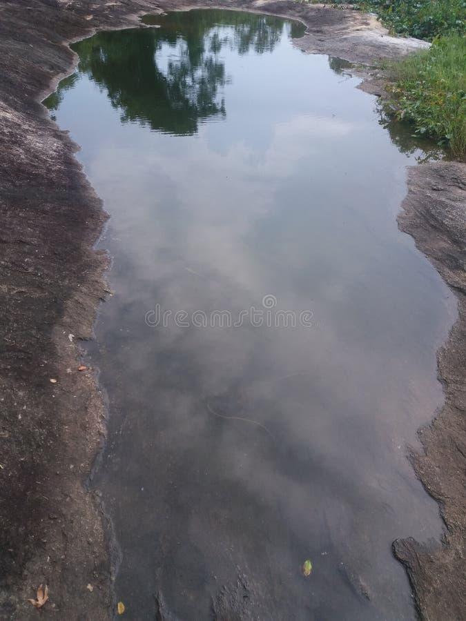 Это место воды стоковая фотография
