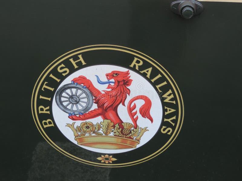 Это симпатичный логотип поезда я думаю моя более значительно, который помогли краска оно стоковые фотографии rf