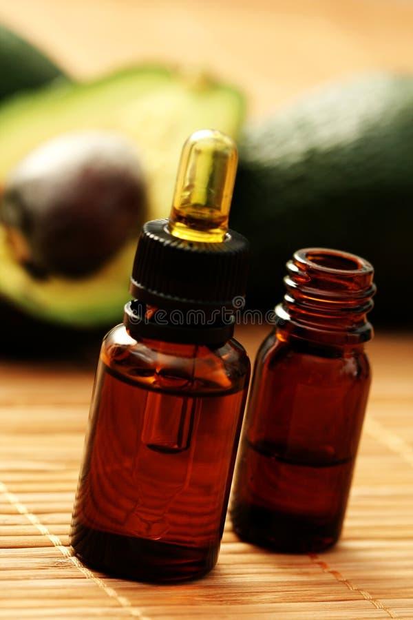 эфирное масло авокадоа стоковое фото