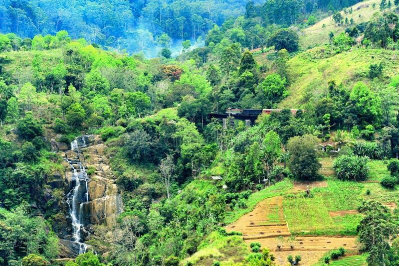 Элла, Шри-Ланка стоковые изображения rf
