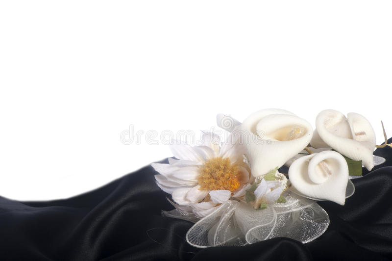 Download Элегантные благосклонности свадьбы Стоковое Фото - изображение насчитывающей случай, романско: 40583474