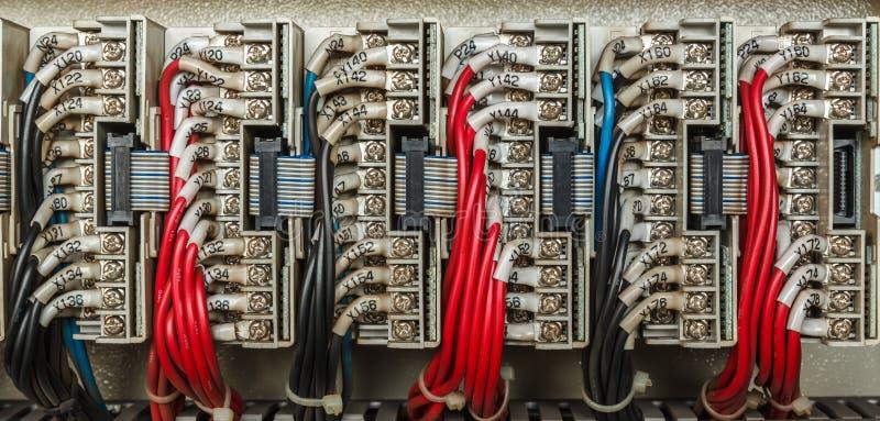 электрическая проводка стоковые изображения rf