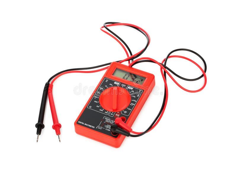 электрический вольтамперомметр стоковое изображение