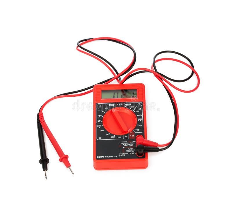 электрический вольтамперомметр стоковые изображения