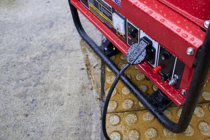 электрический генератор стоковое изображение
