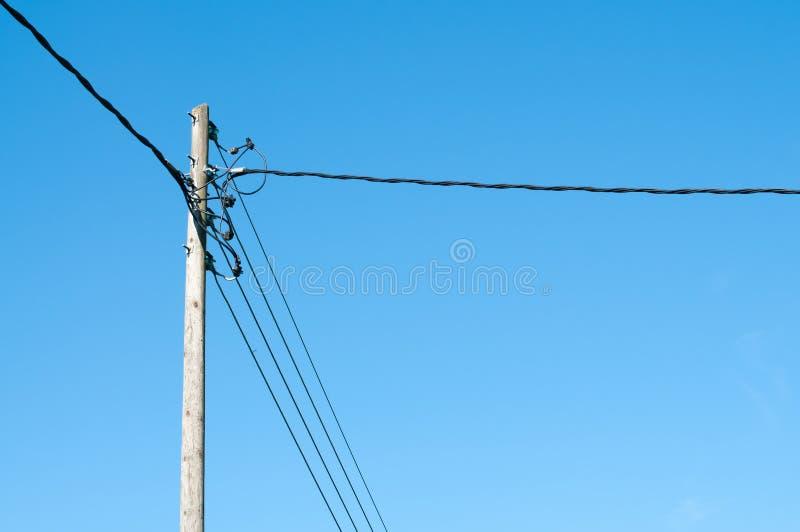Электрический поляк стоковые изображения rf