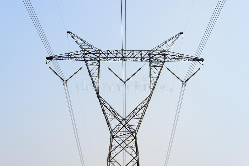 Электрический поляк стоковые фото