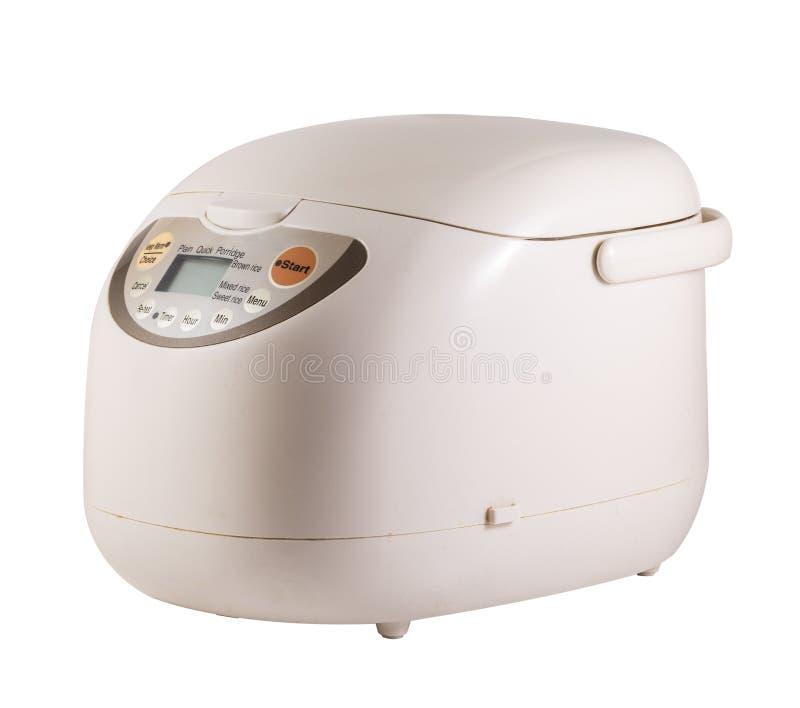 Электрический плита риса стоковое фото