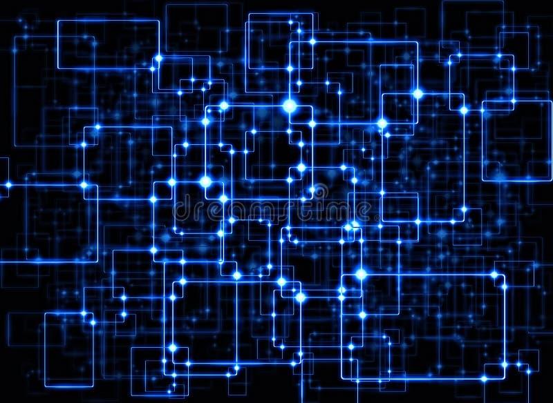 Электрический синапс бесплатная иллюстрация