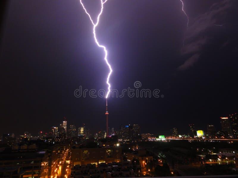 Электрический Торонто стоковое фото