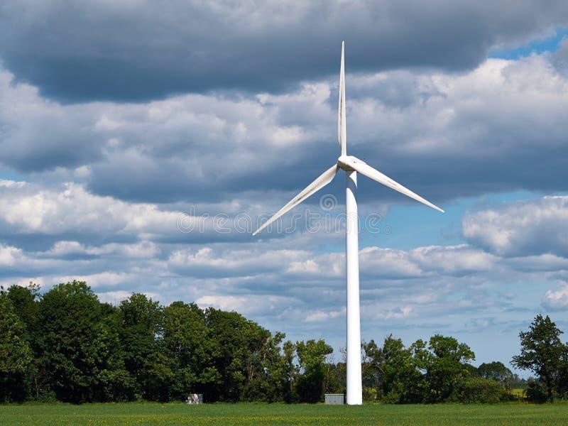 Download электричество производя ветер турбин Стоковое Изображение - изображение насчитывающей ресурс, энергия: 41659067