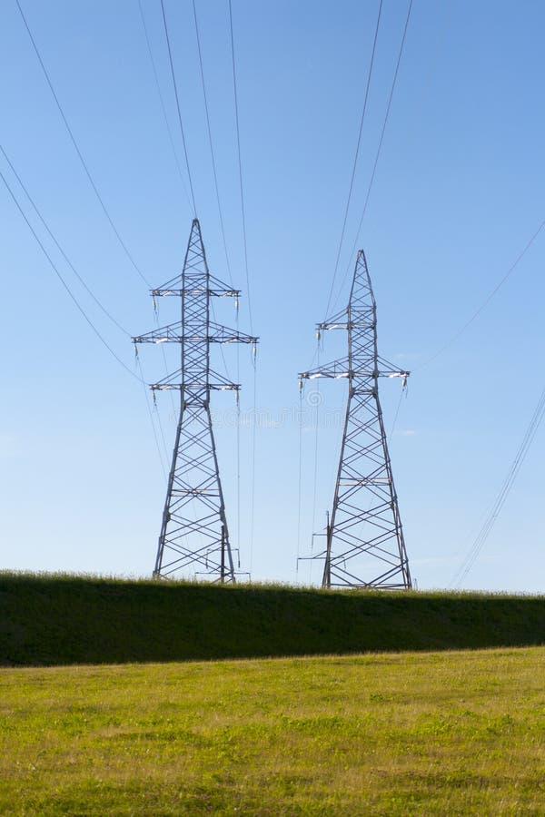 Download электричество стоковое изображение. изображение насчитывающей небо - 41659833