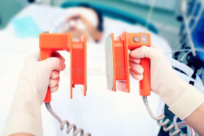 Скачать звук дефибриллятора