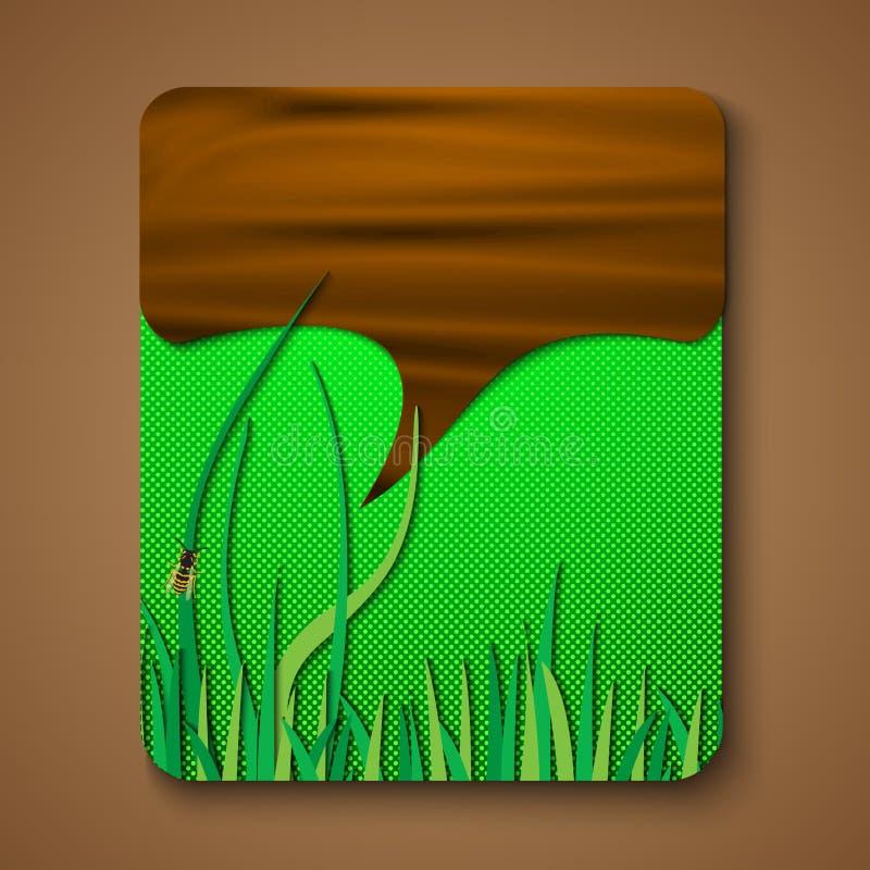 Download Элементы зеленого цвета брошюры продвижения Eco Иллюстрация штока - иллюстрации насчитывающей иллюстрация, линия: 41662089