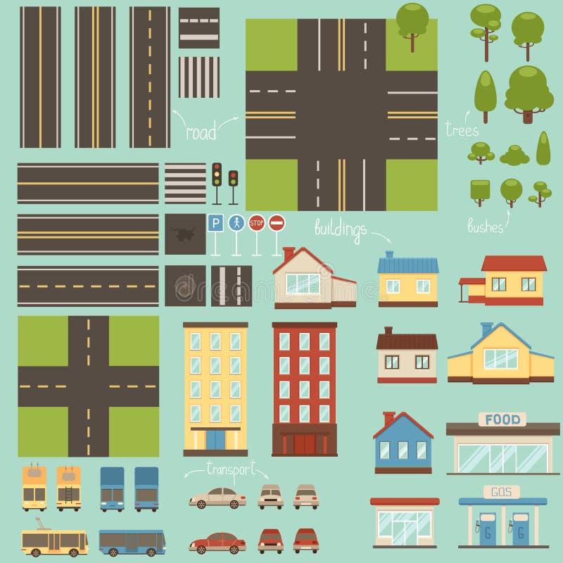 Элементы дизайна города