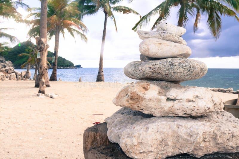 любить пляжа стоковая фотография rf
