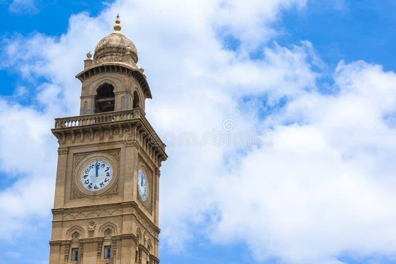 Юбилей Clocktower стоковые фотографии rf