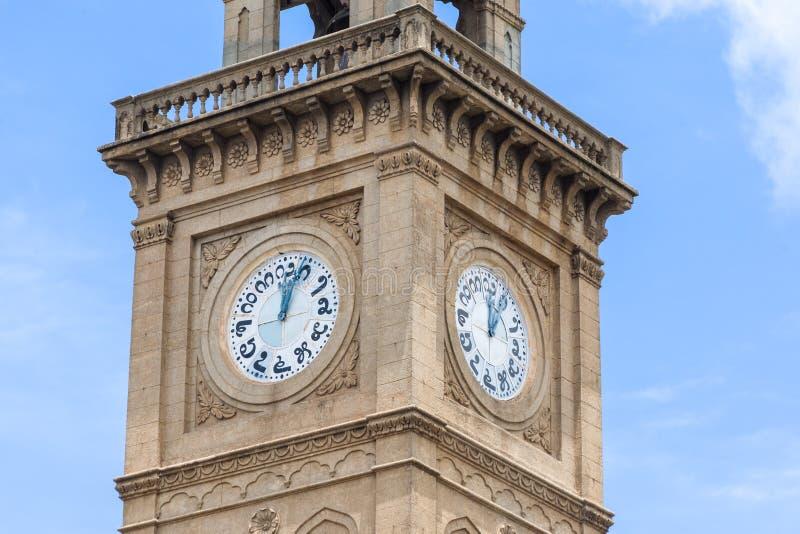 Юбилей Clocktower стоковое изображение