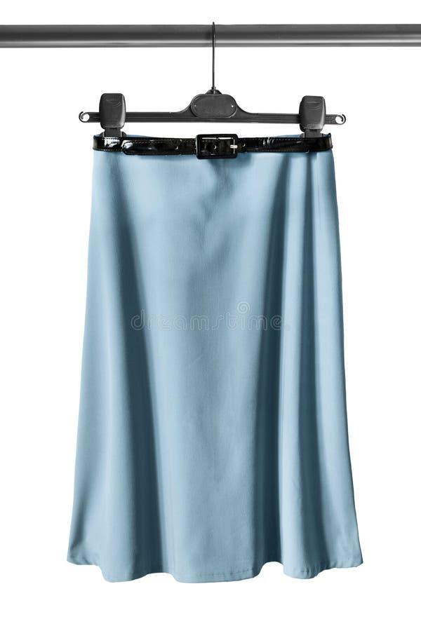 Юбка на шкафе одежд стоковая фотография rf