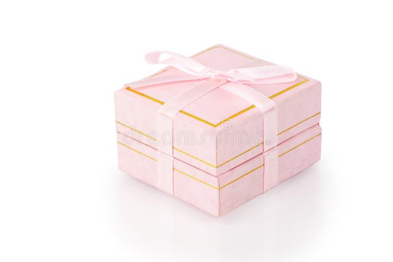ювелирные изделия коробки стоковые изображения
