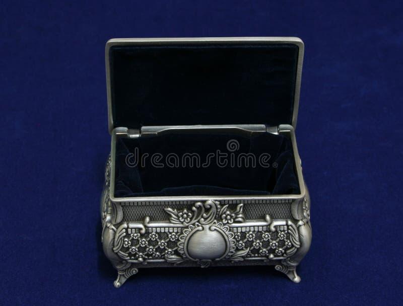ювелирные изделия коробки стоковая фотография rf
