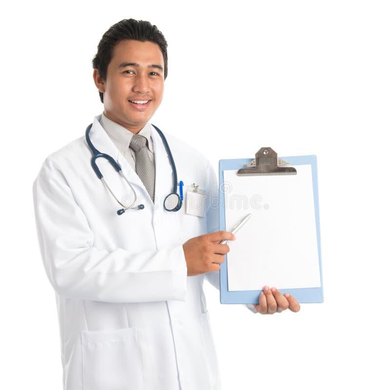 Download Юговосточый азиатский медицинский доктор Стоковое Фото - изображение насчитывающей muslim, backhoe: 41653396