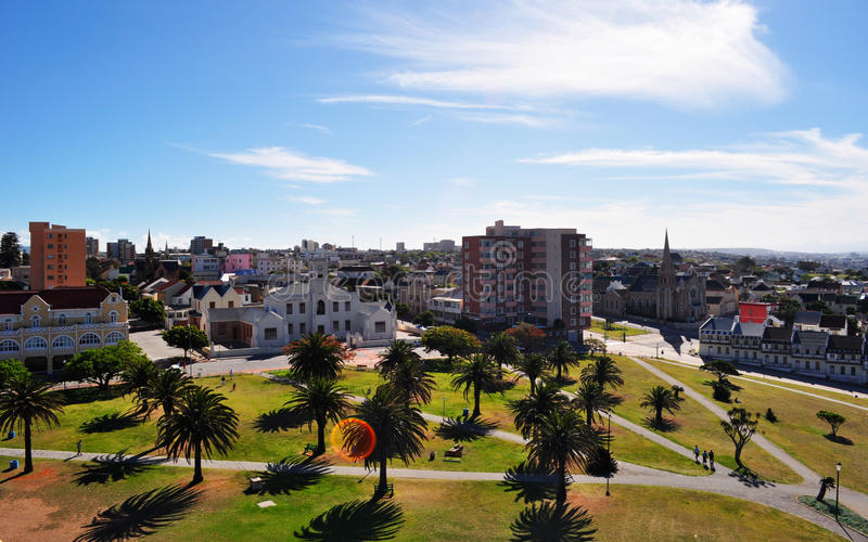 Южная Африка, трасса сада, Port Elizabeth стоковое изображение