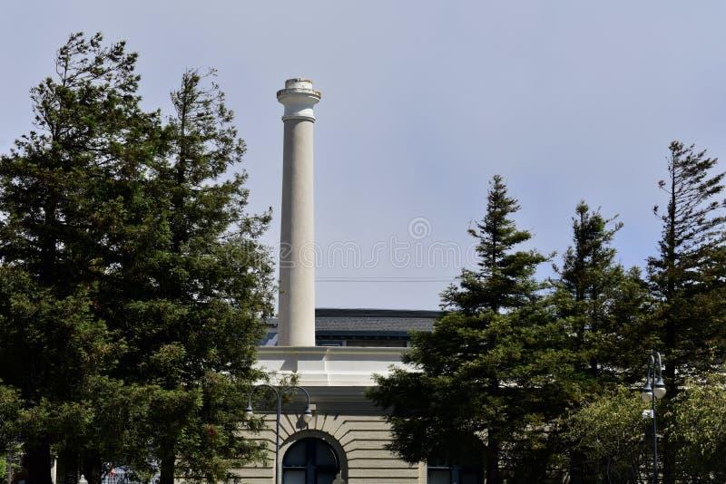 Южная Тихая океан электростанция больницы повернула площадь семьи пощады, 6 стоковые изображения rf