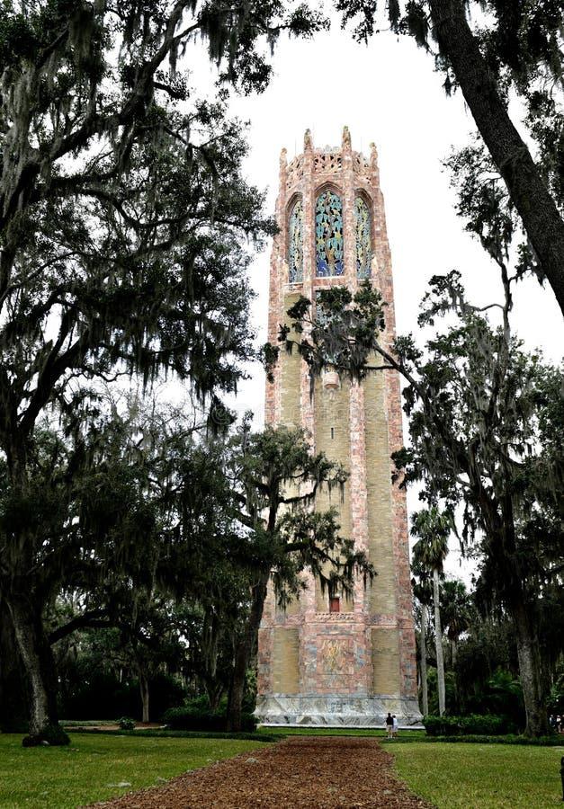 Южный взгляд башни Bok стоковые фотографии rf
