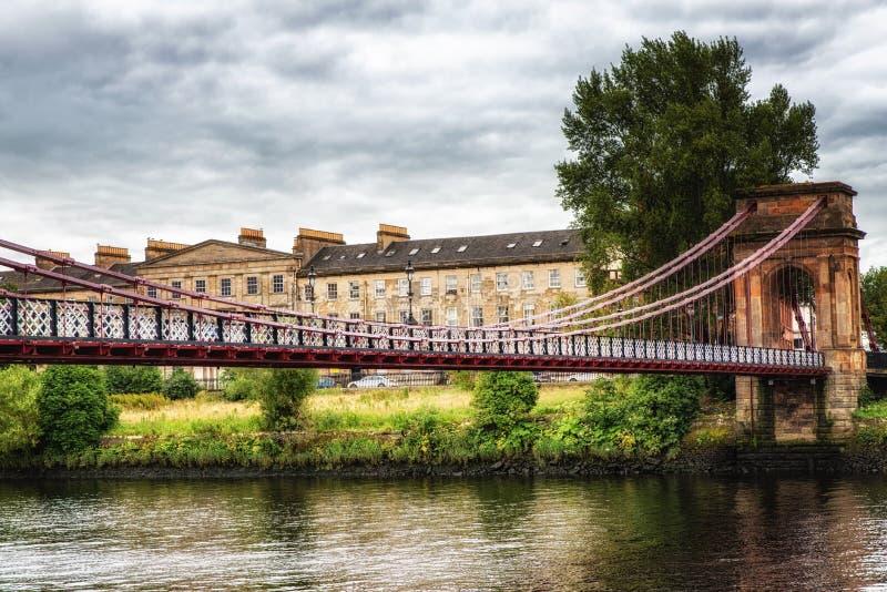 Южный мост улицы Портленда стоковое изображение
