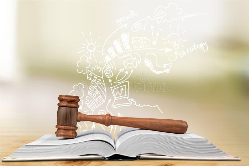Юридическая система стоковое изображение