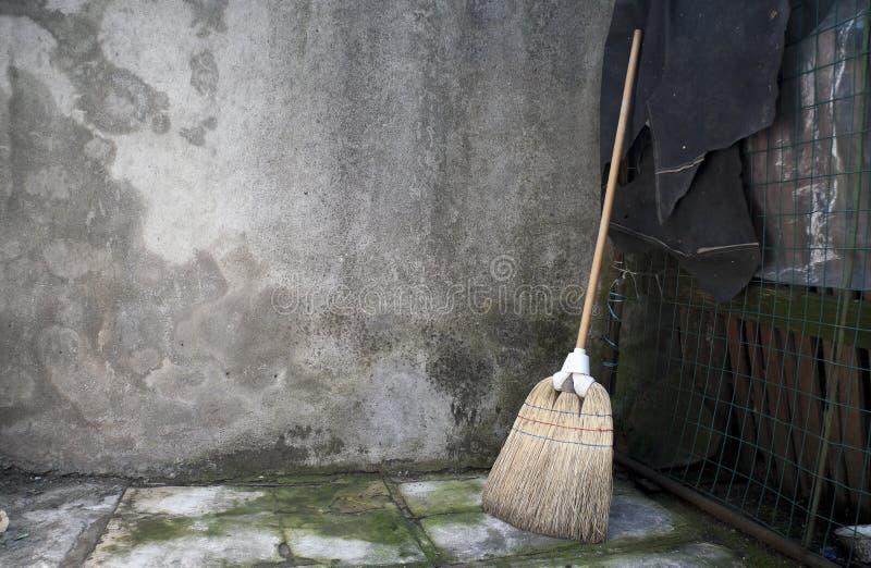 Юркните веник стоковая фотография rf